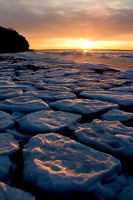 Welker's Point Pancake Ice